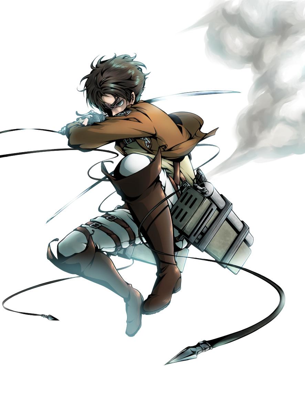 Abilities - Eren Jaeger
